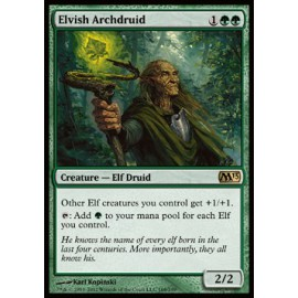 Elvish Archdruid (Magic 2013)