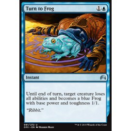 Turn to Frog