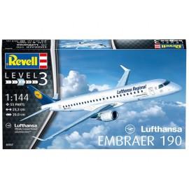 Embraer 190 Lufthansa