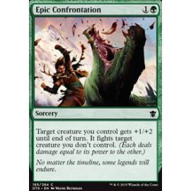 Epic Confrontation