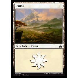 Plains Rivals of Ixalan FOIL 192