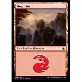 Mountain Rivals of Ixalan 195