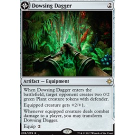 Dowsing Dagger FOIL