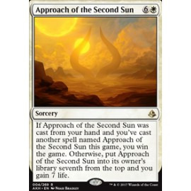 Approach of the Second Sun FOIL