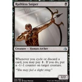 Ruthless Sniper FOIL