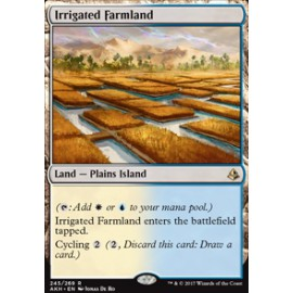 Irrigated Farmland FOIL