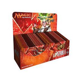 Booster Box Unstable