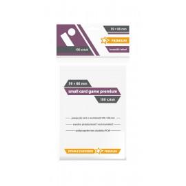 "Koszulki Rebel (59x86 mm) ""Small Card Game Premium"" - 100 sztuk"