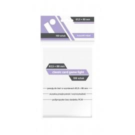 "Koszulki Rebel (63,5x88 mm) ""Classic Card Game Light"" - 100 sztuk"