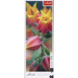 Trefl - Kwiaty w rozkwicie (300 elementów)