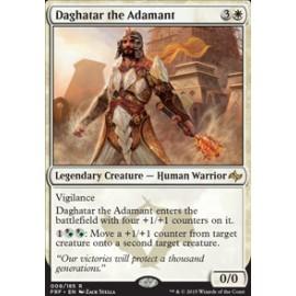 Daghatar the Adamant FOIL