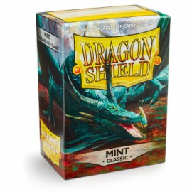 Koszulki Dragon Shield Crimson 100 szt.