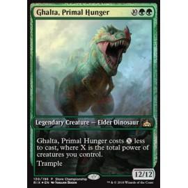 Ghalta, Primal Hunger PROMO ST CHAMPS