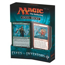 Duel Decks: Elves vs Inventors [PREORDER]