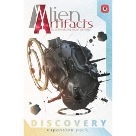 Artefakty Obcych: Odkrycia