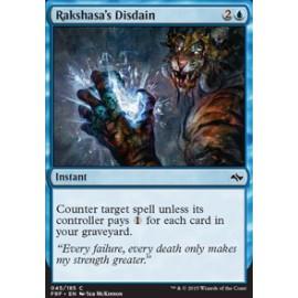 Rakshasa's Disdain