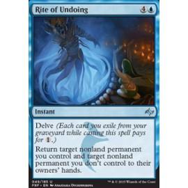 Rite of Undoing