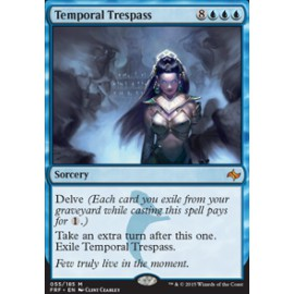 Temporal Trespass