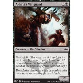 Alesha's Vanguard