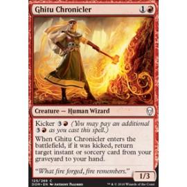 Ghitu Chronicler