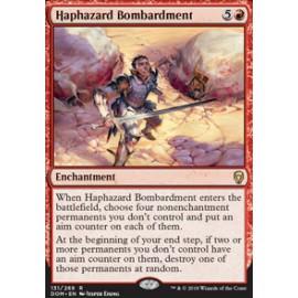 Haphazard Bombardment