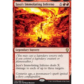 Jaya's Immolating Inferno