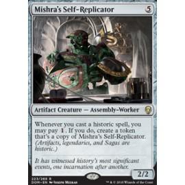 Mishra's Self-Replicator