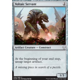 Voltaic Servant