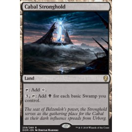 Cabal Stronghold