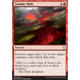 Seismic Shift FOIL