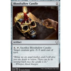Bloodtallow Candle FOIL