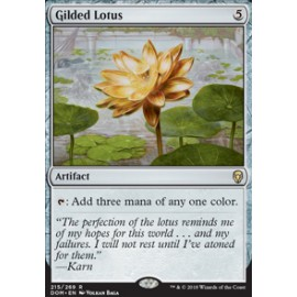 Gilded Lotus FOIL