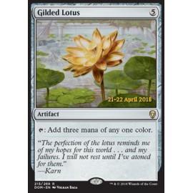 Gilded Lotus PROMO PRERELEASE