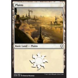 Plains Dominaria FOIL 252