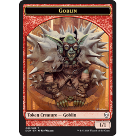 Goblin 1/1 Token 09 - DOM