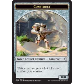 Construct 0/0 Token 14 - DOM