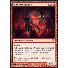 Balefire Dragon [PODPIS ARTYSTY]