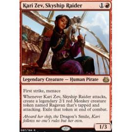 Kari Zev, Skyship Raider FOIL