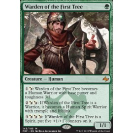 Warden of the First Tree