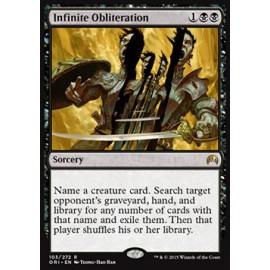 Infinite Obliteration