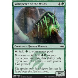 Whisperer of the Wilds
