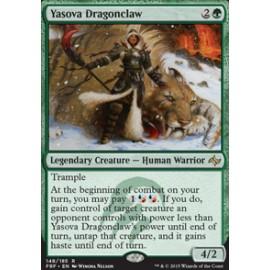 Yasova Dragonclaw