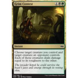 Grim Contest