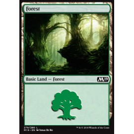 Forest M19 FOIL 279