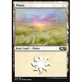 Plains M19 FOIL 263