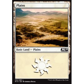 Plains M19 FOIL 264