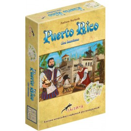 Puerto Rico: Gra karciana