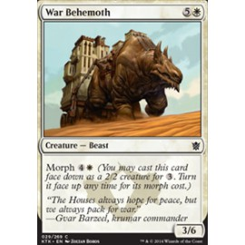 War Behemoth
