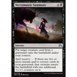 Necromantic Summons