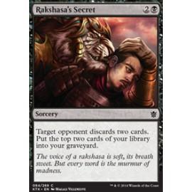 Rakshasa's Secret